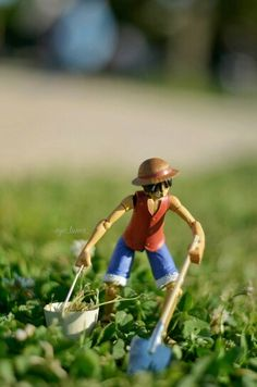 """""""Bloom where you are planted..."""" Toy Photography"""