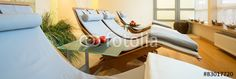 Beauty resort with resting space Wonderful Dream, Stock Foto, Rest, Spa, Table Decorations, Furniture, Home Decor, Beauty, Pictures