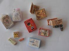 dolls houses and minis: Free Printables for Mini Projects