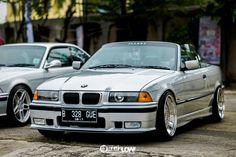 EuTroDicted 2017: BMW E36 Convertible
