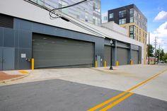 Commercial Overhead Garage Doors #rollingsteel #garagedoors