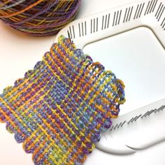 Weaving with Cotton Yarn on the Zoom Loom | A Good Yarn Sarasota - Knitting, Crocheting, Spinning, Weaving, Needlepoint