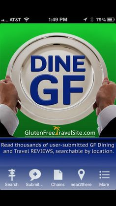 GlutenFreeTravelSite Resources: Mobile Resources and Apps for Gluten Free Living
