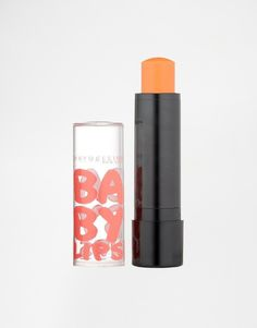 Pin for Later: Get Kylie Jenner's Latest Lip Look With These Orange Shades Maybelline Baby Lips Electro Maybelline Baby Lips Electro (£2)