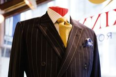 Tailoring advice from Savile Row insiders