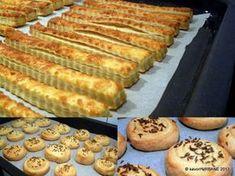 Saleurile Buiei (strabunica mea din Sibiu) erau de 2 tipuri: fie aluatul foietaj cu o tona de unt cu care-si ocupa o zi intreaga in impaturari savante si timpi de odihna la frigider pentru ca la fi... Healthy Eating Recipes, Cooking Recipes, English Sweets, Cake Recipes, Dessert Recipes, Puff Pastry Recipes, Romanian Food, Savory Snacks, Sweet Cakes