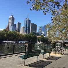 Southbank Melbourne. Just beautiful.