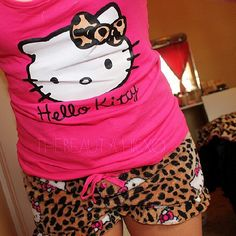 Hello Kitty PJ's