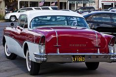 4655 - '56 Buick Roadmaster by Artistic Pursuits-Rob Strovers, via Flickr