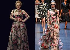 Resultado de imagem para vestido Adele - Send My Love