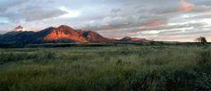 Where the Mountains Meet the Prairies