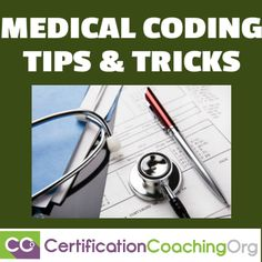 7 Medical Coding Tips & Tricks for Beginners — You'll find these medical coding tips helpful because they come from seasoned medical coders and billers and will keep you sane when you're knee-deep in coding. #MedicalCodingTips #MedicalCoding #MedicalCodingTutorial