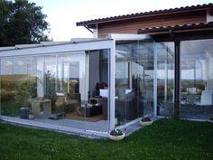 Decor y Reformas Castellon: vivienda - cocina - baño - reforma integral Valencia, Exterior, House, Furniture, Adobe, Home Decor, Gardens, Glass