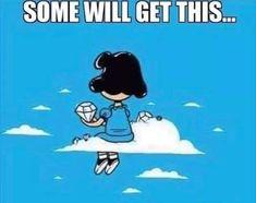 #Peanuts #Lucy #Song #Music #Sky #Diamonds #Cloud #Girl #Cartoon
