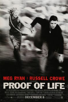 Proof of Life (2000) Directed & Produced by #TaylorHackford Starring #MegRyan #RussellCrowe #DavidMorse #PamelaReed #DavidCaruso #ProofofLife #Hollywood #hollywood #picture #video #film #movie #cinema #epic #story #cine #films #theater #filming #opera #cinematic #flick #flicks #movies #moviemaking #movieposter #movielover #movieworld #movielovers #movienews #movieclips #moviemakers #animation #drama #filmmaking #cinematography #filmmaker #moviescene #documentary #screen #screenplay Really Good Movies, Love Movie, Great Movies, Movie Tv, Movie Theater, Theatre, All Movies, Movies 2019, Movies To Watch