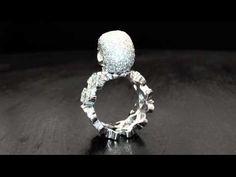 O.G. Cross Borderless Envelop Rings Dont Fuck Around Skull Pave Diamonds  http://www.sofferaristore.com/dofuarri.html