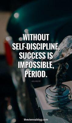 ...discipline