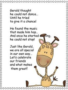 64 best Giraffes Cant Dance images on Pinterest Activities Day