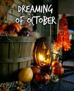 Halloween and autumn decor Metal Pumpkins, Adornos Halloween, Autumn Decorating, Decorating Ideas, Porch Decorating, Fall Harvest, Autumn Fall, Harvest Time, Autumn Ideas