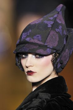 John Galliano for Christian Dior Fall Winter 2009 Ready-to-Wear