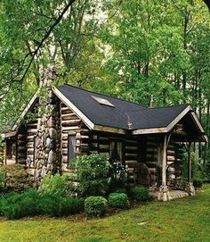 Would make a cozy up north cabin.