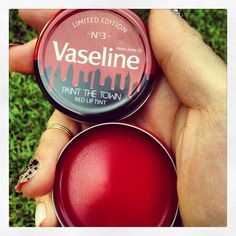 The new Vaseline launch paint the town
