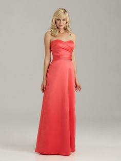 Allure 1312 Bridesmaid Dress
