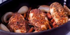 Oven Roasted Chicken Breasts Recipe - Genius Kitchen