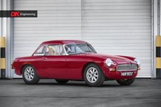 MGB FIA Roadster currently for sale by DK Engineering, Hertfordshire. (As of: July 2018). FIA Papers - Box Fresh - Top Spec Engine