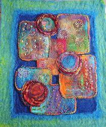 Aventures Textiles: Tyvek pastel