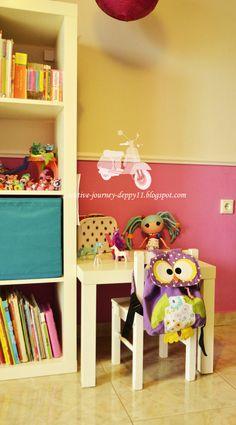 Kid desk!!! Kid Desk, Kids Room, Chair, Handmade, Furniture, Home Decor, Room Kids, Hand Made, Decoration Home