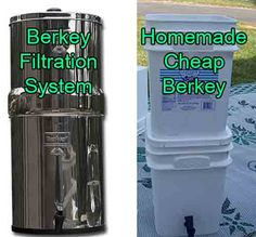Welcome to living Green & Frugally. We aim to provide all your natural and frugal needs with lots of great tips and advice, Homemade Cheap Berkey Water Purifier