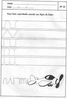 Atividades Infantil: 40 atividades de coordenação motora pronta para imprimir