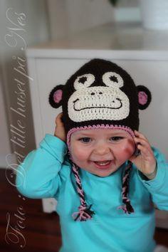 Hekla apekattlue Winter Hats, Crochet Hats, Beanie, Fashion, Crocheted Hats, Moda, Beanies, Fasion, Fashion Illustrations