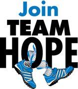 Huntington's Disease Society of America - Plan a Team Hope Walk