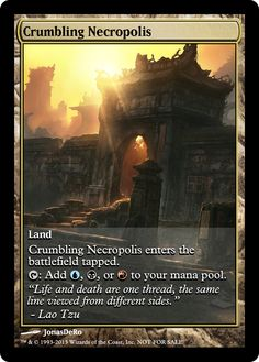 Crumbling Necropolis by 02youeng on DeviantArt