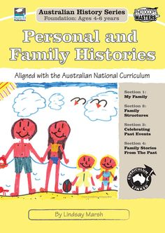 The Australian History Series has been written for students living in Australia who are studying History in Kindergarten/Pre-Primary through to Year 7. Read More →