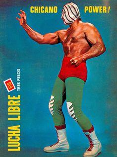 Lucha Libre, Chicano Power