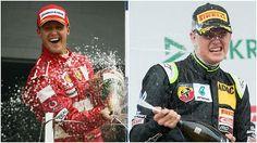 Ferrari testet Mick Schumacher 2015