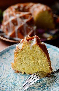 lemon lime pound cake #recipe