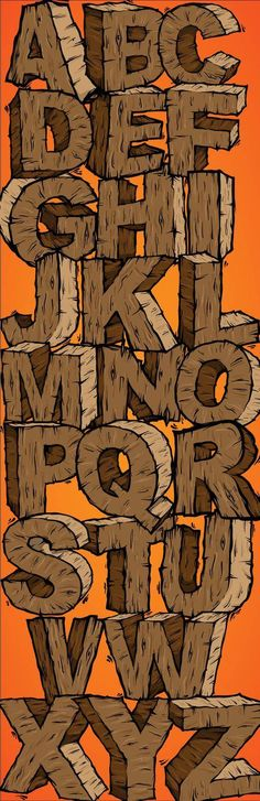 dibujar abecedario o letras en graffiti 7