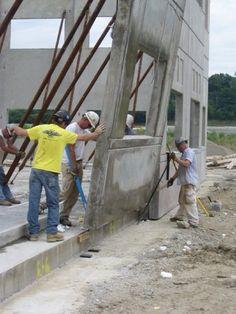 Pin By Ryan Ambrose On Tilt Up Wall Braces In 2019 Casas