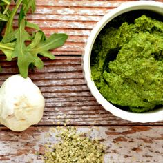 Pesto van superfoods ♥ Foodness - good food, top products, great health