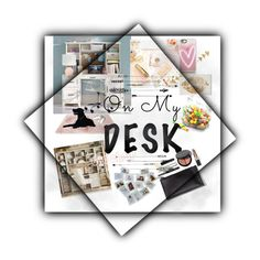 """what's on my desk"" by iwuv5sos35 ❤ liked on Polyvore featuring interior, interiors, interior design, home, home decor, interior decorating, PBteen, Forever 21, Dot & Bo and Casetify"