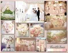Romantic Blush Pink Wedding