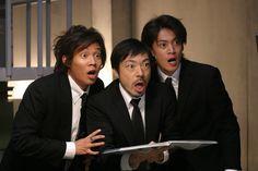 Koide Keisuke, Kagawa Teruyuki and Oguri Shun: Kisaragi