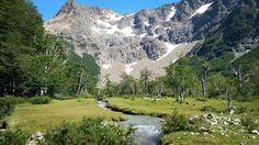 Refugio Hielo Azul El Bolsón Río Negro Argentina