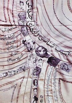 برگزیده پوسترهاى نمایشگاه «تجربه» مهناز ناصری