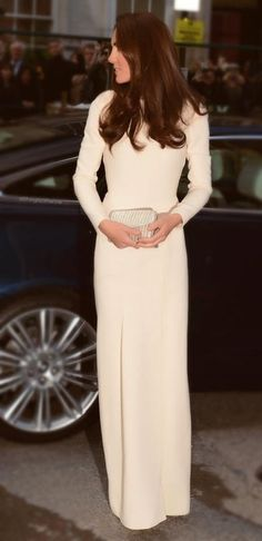 Wedding Party Dresses             Duchess, such long legs you have!         (Source: allthingscatherine)