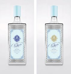 Vicker's Gin via MIN
